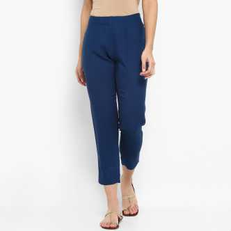 392dbe568a9ed Womens Trousers - Buy Trousers for Women Online at Best Prices In ...