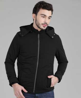 048cfede04d Black Jackets - Buy Black Jackets Online at Best Prices In India ...