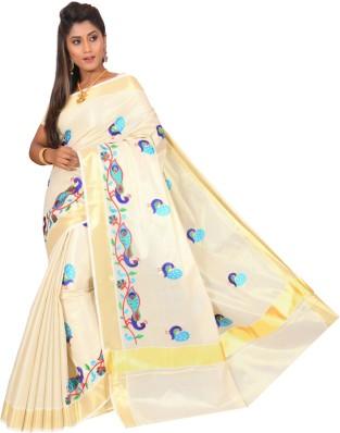 Kerala traditional saree all