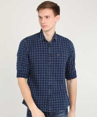 ca172b4d7b20 Wrangler Shirts - Buy Wrangler Shirts Online at Best Prices In India ...