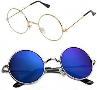 21703c033752 Transparent Sunglasses - Buy Transparent Sunglasses online at Best Prices  in India | Flipkart.com