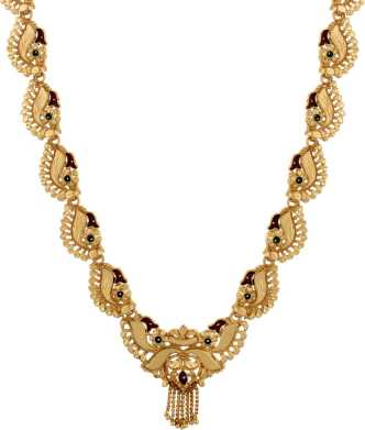 Necklaces - Buy Chains/Necklaces Online (गले का हार) at Best