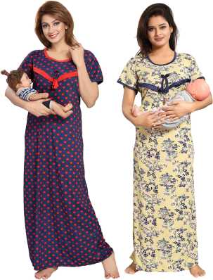 2c4d1a439c3 Kota Cotton Night Dress Nighties - Buy Kota Cotton Night Dress ...