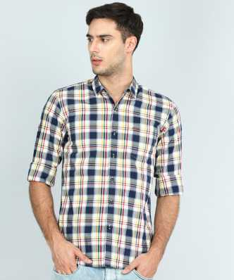 633c0393d1a Wrangler Shirts - Buy Wrangler Shirts Online at Best Prices In India ...