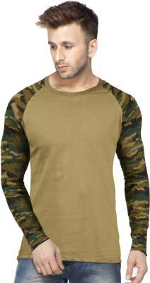 0ba00d019e847 Indian Army T Shirts - Buy Military   Camouflage T Shirts online at ...