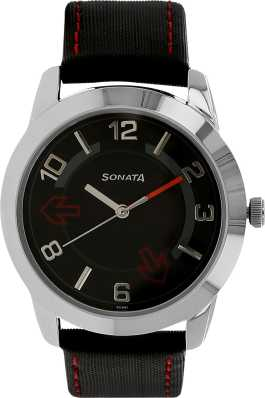 Sonata Wrist Watches Buy Sonata Wrist Watches Store Online At Best