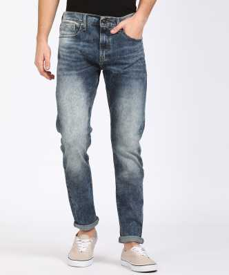 promo code beb0c 933aa Jeans for Men - Buy Stylish Men's Jeans Online at Low prices ...