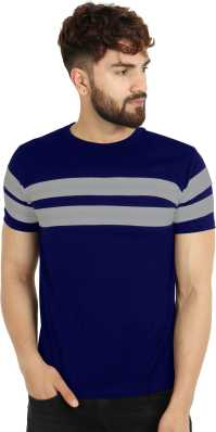 c6a594bd045 Blue Tshirts - Buy Blue Tshirts Online at Best Prices In India ...