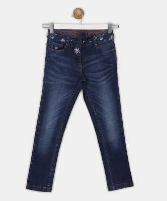 99fce4c2 Girls Jeans - Buy Jeans For Girls Online In India At Best Prices -  Flipkart.com