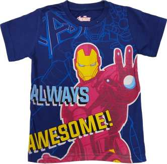 30bb5e0d9 Marvel Clothing - Buy Marvel Clothing Online at Best Prices in India ...