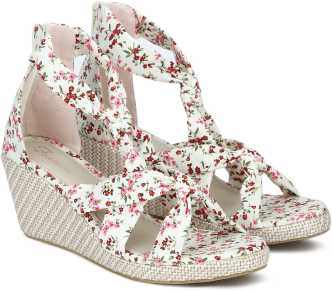 newest c7b68 1ecc7 Women s Wedges Sandals - Buy Wedges Shoes Online At Best Prices In ...