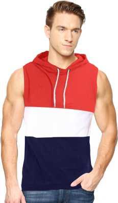 a85e1d25 sleeveless Mens T-Shirts online at Flipkart.com