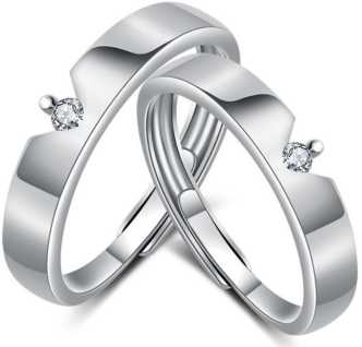 Silver Rings - Buy Silver Rings Online For Men/Women At Best