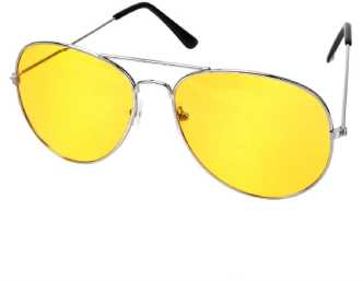 f0c23b057 Night Driving Glasses - Buy Night Driving Glasses online at Best Prices in  India | Flipkart.com