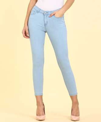 2d7b6df266e Cropped Jeans - Buy Cropped Jeans Online at Best Prices In India ...