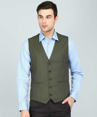 a1a8a3ef6b663 Waistcoats for Men - Buy Mens Waistcoats Online at Best Prices in India