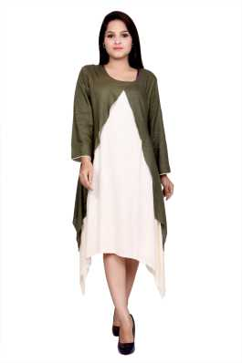 2555c87ec6dc28 Asymmetrical Dresses - Buy Asymmetrical Dresses Online at Best Prices In  India   Flipkart.com