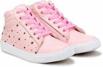 0154e4b1d37 Pink Shoes - Buy Pink Shoes online at Best Prices in India ...