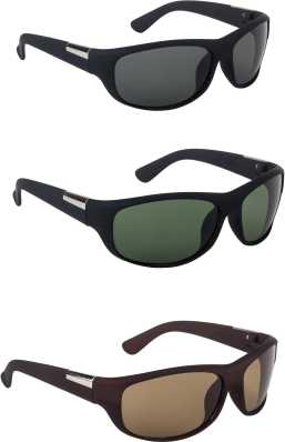 bc186cd32 Sports Sunglasses - Buy Sports Goggles & Sports Sunglasses Online at Best  Prices in India | Flipkart.com