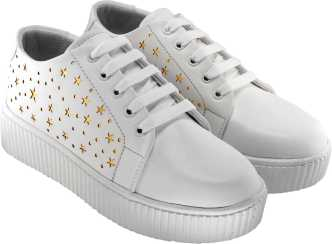 38fd313c21e9 Women s Sneakers - Buy Sneakers For Women   Girls Online At Best ...