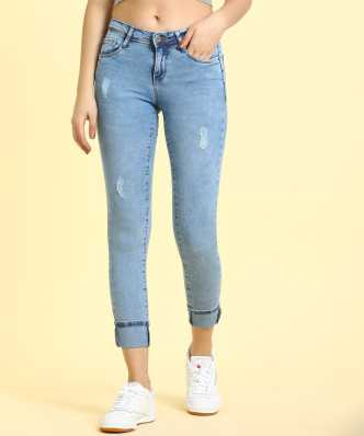 3a81dd13e06 Damage Jeans - Buy Damage Jeans online at Best Prices in India ...