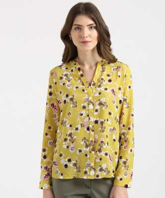 22b834afe34 Women's Shirts Online at Best Prices In India|Buy ladies' shirts from best  brands | Flipkart.com