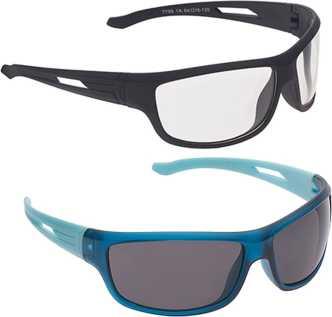 b16488d647 Wrap Around Sunglasses - Buy Wrap Around Sunglasses Online at Best ...