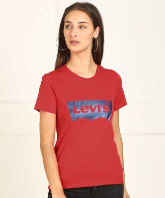 58f71bd0b0 Women T-Shirts - Buy Polos   T-Shirts for Women Online at Best Prices In  India