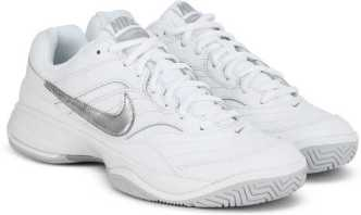 big sale 5504c 854fb Nike White Shoes - Buy Nike White Shoes online at Best Prices in ...