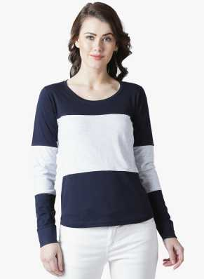 7a6707503ccd Women T-Shirts - Buy Polos   T-Shirts for Women Online at Best ...