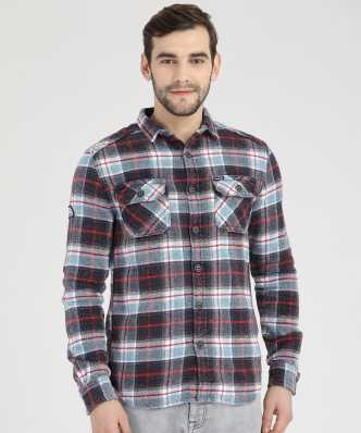 575899f6 Superdry Shirts - Buy Superdry Shirts Online at Best Prices In India ...