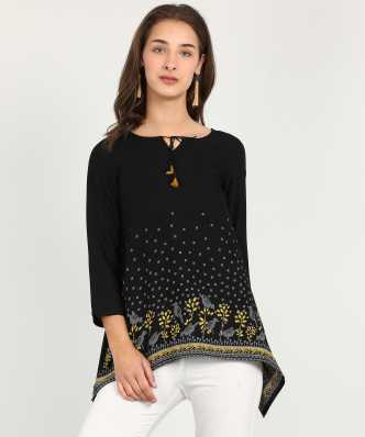 f8b524d48bfc5e Asymmetric Tops - Buy Asymmetric Tops Online at Best Prices In India ...