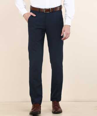 9040201cbbf0 Slim Fit Men Black Trousers. ₹1,049. ₹1,995. 47% off. Peter England