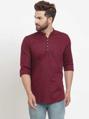 fb15f6092ee Kurtas for Men - Buy Mens Kurtas Pajamas Online