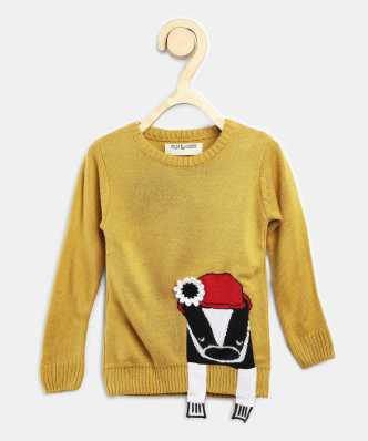 18e975f42ccb Sweaters For Girls - Buy Girls Sweaters Online At Best Prices In ...