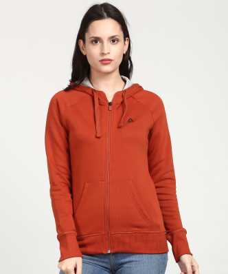 9c14a3d9b3b64 Sweatshirts - Buy Sweatshirts / Hoodies for Women Online at Best Prices in  India