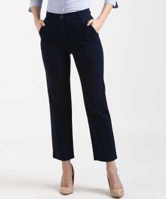 cccb1775f Womens Capris & Trousers - Buy Trousers Capris for Women Online at Best  Prices In India | Flipkart.com