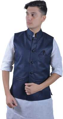 eb00f90dc68 Waistcoats for Men - Buy Mens Waistcoats Online at Best Prices in India