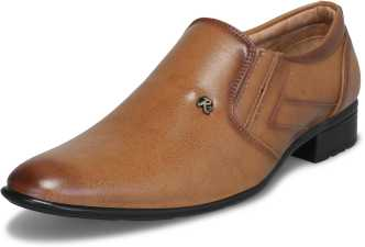 dfbe76c0bc Leather Shoes - Buy Leather Shoes online at Best Prices in India ...