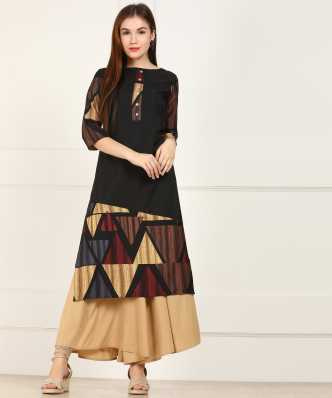 e53ebfa5ae4 Long Kurtis - Buy Designer Long Kurtas Online at Best Prices In ...