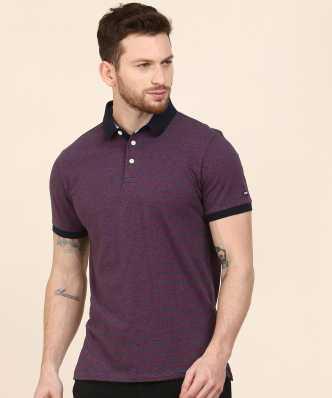 2bd087e0a8 Polo T-Shirts for men's - Buy Mens Polo T-Shirts Online at Best ...