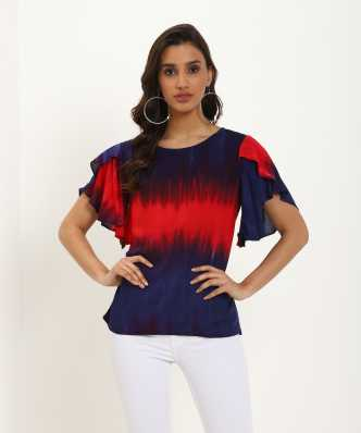 4f2e375126 Party Tops - Buy Latest Party Wear Tops Online at Best Prices In India