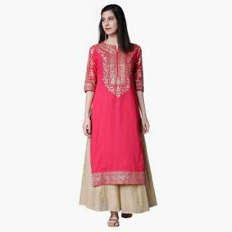 2a7fe90b2 Vishudh Kurtas Kurtis - Buy Vishudh Kurtas Kurtis Online at Best Prices In  India