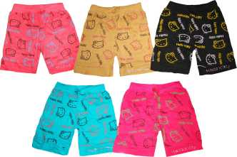 b23670218484a Shorts For Girls - Buy Girls Shorts Online in India At Best Prices ...