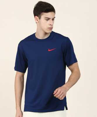 86674b1f828 Nike Tshirts - Buy Nike Tshirts @Upto 40%Off Online at Best Prices In India  | Flipkart.com
