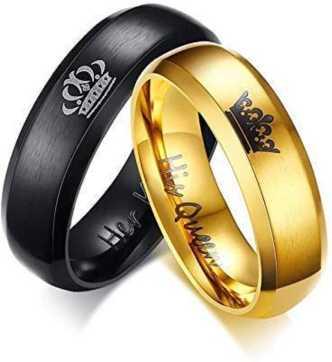 07b075c195e92 Rings For Men - Buy Mens Rings / Gents Rings Online at Best Prices ...
