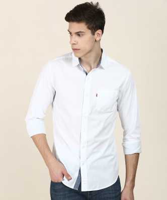 83d3d3fc36 Levi S Shirts - Buy Levi S Shirts Online at Best Prices In India ...