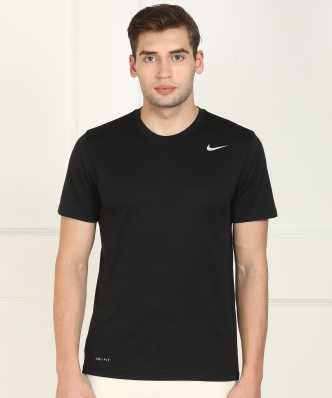 33b87e90b65 Nike Tshirts - Buy Nike Tshirts @Upto 40%Off Online at Best Prices In India  | Flipkart.com