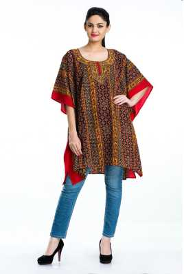 dfcaa357882 Kaftans - Buy Kaftan dresses   Kaftan Style Kurti for women Online at Best  Prices In India
