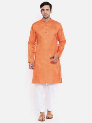 Punjabi Kurta Pajama - Buy Punjabi Kurta Pajama online at Best ... ae218cfd5